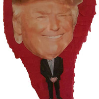 Donald Trump pinata/ Republican party/Presidential campaign