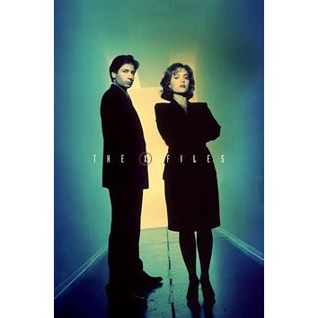 X-Files The Poster 11 inch x 17 inch poster
