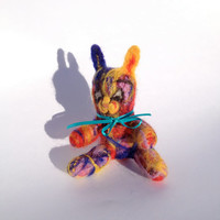Bunny Kids Toy Multicolored Easter Rabbit .