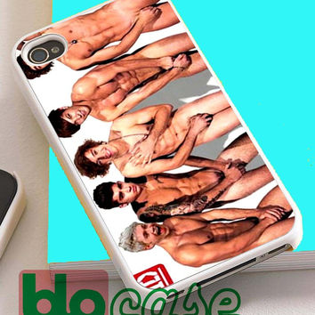 One Direction Naked For Iphone 4/4s, iPhone 5/5s, iPhone 5C, iphone 6, and iPhone 6 Plus Case