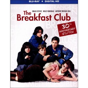 The Breakfast Club (Blu-ray Disc) (Eng/Fre/Ger/Spa/Italian/Jap) 1985