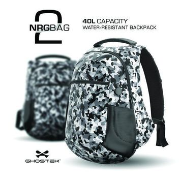 Ghostek NRG Bag 2 Water-Resistant Backpack with USB Charging Ports