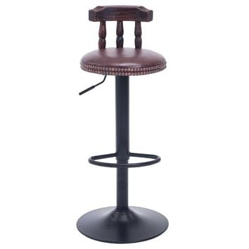 Majestic Antique KTV Bar Stool or Bar Chair
