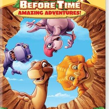 THE LAND BEFORE TIME: AMAZING AD