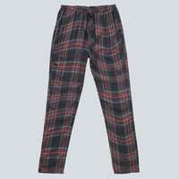 Crazy Plaid Trousers