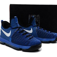Beauty Ticks 2017 Nike Zoom Kd 9 Kevin Durant ¢© Mensthunder Basketball Shoes