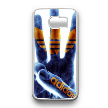 adidas finger Samsung Galaxy S6 Edge Case