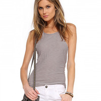 Halter Neck Strappy Sleeveless Tank