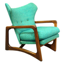 1STDIBS.COM - Tom Gibbs Studio - Adrian Pearsall - Atomic Age Lounge Chair by Adrian Pearsall