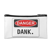 Danger Dank Weed Stash Bag