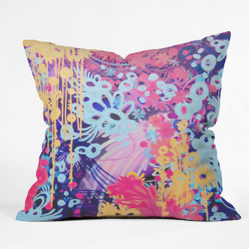 Stephanie Corfee Lilo Throw Pillow