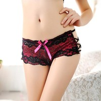 Sexy Women's underwear. Intimates lace thong