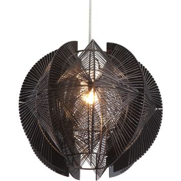 Centari Ceiling Lamp Black