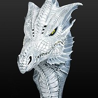 Dragon Oversized Mask  - maskworld.com