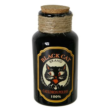 Black Cat Poison Bottle By Ashland®