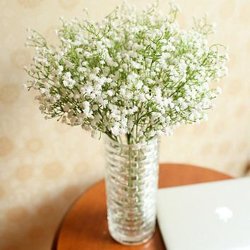 Artificial Gypsophila Flower - Home Decor