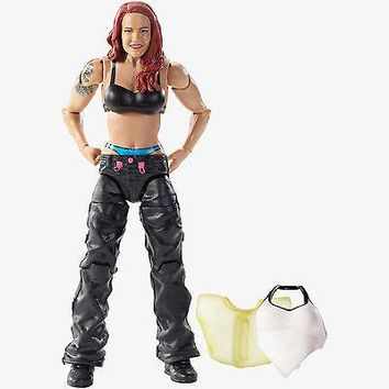 WWE Lita Action Figure Elite 41 Wrestling Mattel Toy NEW