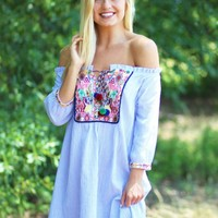 When Worlds Meet Dress | Monday Dress Boutique