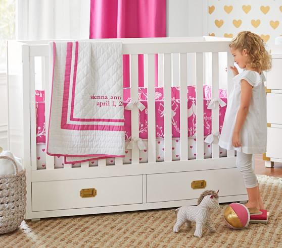 Chinoiserie Nursery Bedding Pottery From Pottery Barn Kids
