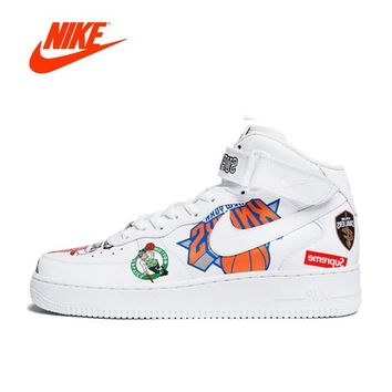 Nike Air Force Supreme Skateboarding Shoes