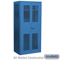 Salsbury Industries Military TA-50 Storage Cabinet - 78 Inches High - 24 Inches Deep
