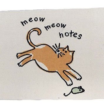 Tag Meow Meown Cat Journal