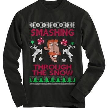 Nigel Thornberry Ugly Christmas Sweater