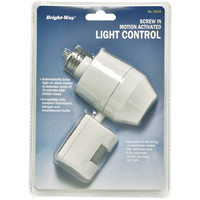 Bright-way Motion Activated Outdoor Light
