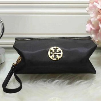 Tory Burch Women Fashion Leather Zipper Wallet Purse-3