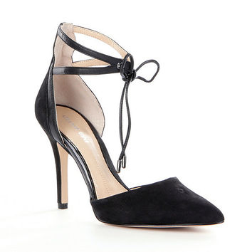 Gianni Bini Renell Ankle-Strap Pointed-Toe Pumps | Dillards