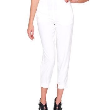 One And Only Trouser Pants - Ivory