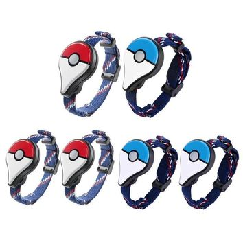 VODOOL for Nintendo Switch 2pcs Bluetooth Wristband Bracelet Interactive Figure Toys Game Accessory for Nintend  Go PlusKawaii Pokemon go  AT_89_9