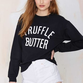 Private Party Truffle Butter Sweatshirt