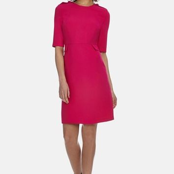 Women's Donna Morgan Crepe Sheath Dress,