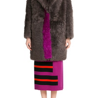 Fendi - Shearling Coat