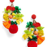 J.Crew Fruit Bowl Earrings | Nordstrom