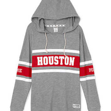 University of Houston Varsity Pullover Hoodie - PINK - Victoria's Secret
