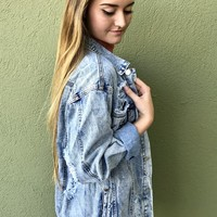 Malibu Jacket- Denim