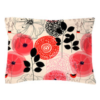 Oriental Outdoor Pillow Shams