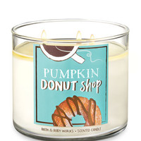 PUMPKIN DONUT SHOP3-Wick Candle