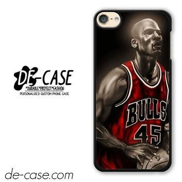 Michael Jordan Poster DEAL-7162 Apple Phonecase Cover For Ipod Touch 6