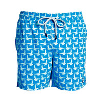 Tom & Teddy Trunks Seagulls Blue