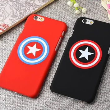 Captain America Cool Case