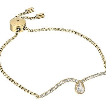 Michael Kors Brilliance Powerful Romance Pave Slider Bracelet