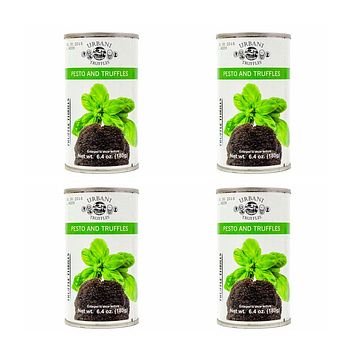 4 Pack Urbani Truffle Pesto 6.4 oz. (180g)