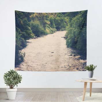 Cold Stream Tapestry