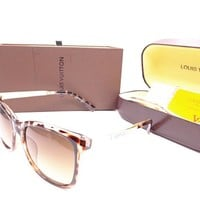 LV Women Fashion Popular Shades Eyeglasses Glasses Sunglasses [2974244531]