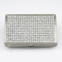 Bling Cigarette Case