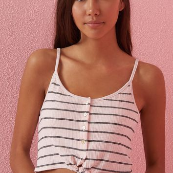 Knot Front Cami