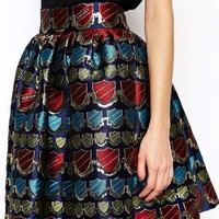 House of Holland Dirndle Skirt